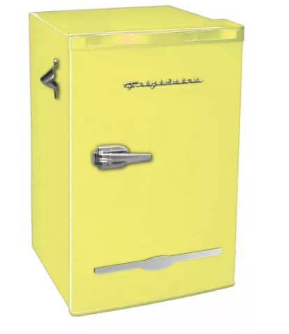 Mini refrigerador Retro