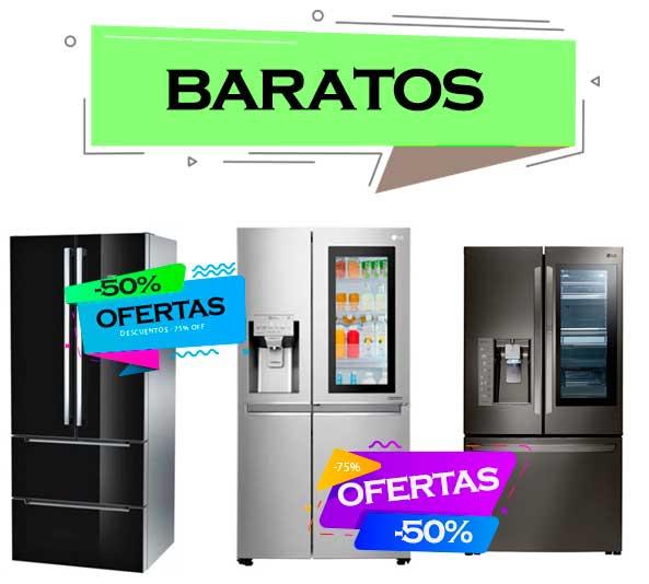 Refrigeradores Baratos
