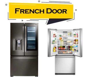 Refrigeradores French Door o Puertas Francesas