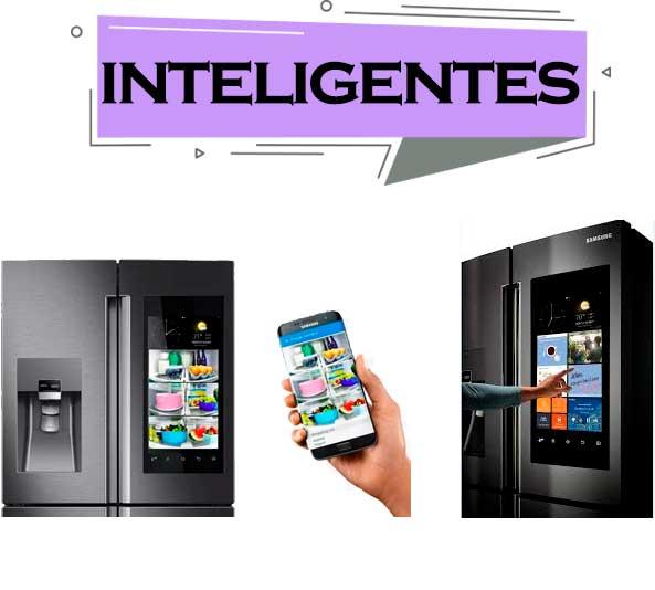 Refrigeradores InteligentesRefrigeradores Inteligentes