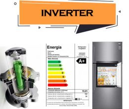 Refrigeradores Inverter