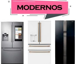 Refrigeradores Modernos