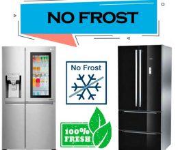 Refrigeradores No Frost o Frost Free
