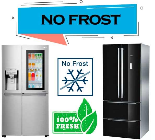 Refrigeradores No Frost