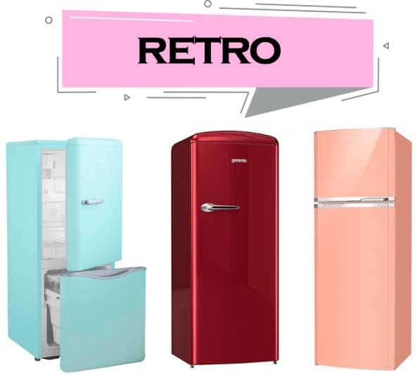 Refrigeradores Retro