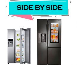 Refrigeradores Side by Side