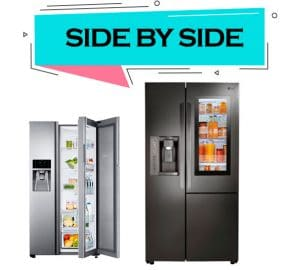 Refrigeradores-Side-by-Side