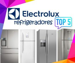Refrigeradores Electrolux
