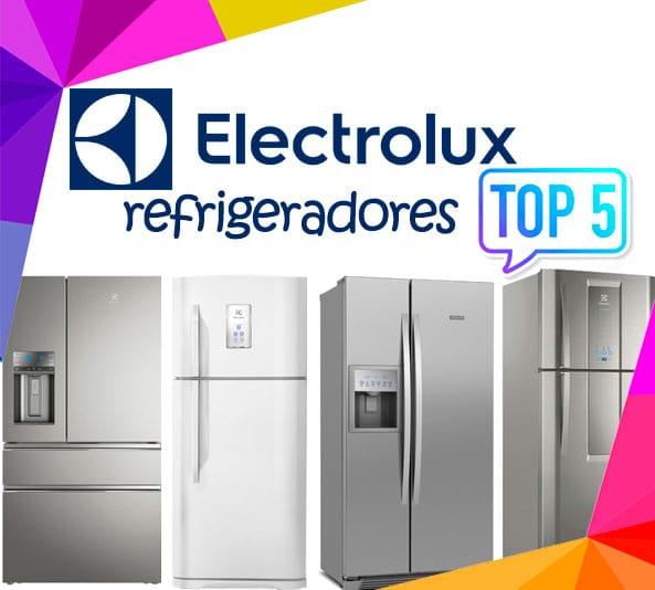 mejores Refrigeradores Electrolux
