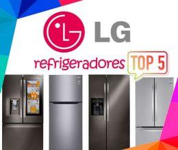 Refrigeradores LG