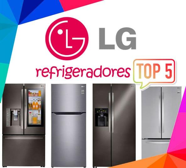 mejores Refrigeradores LG