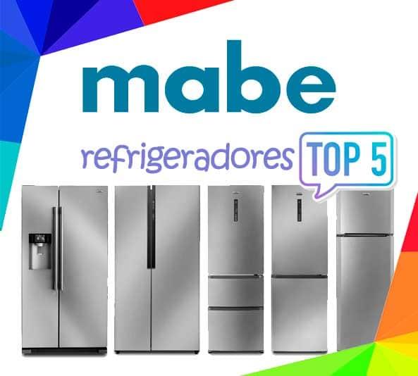 mejores Refrigeradores Mabe