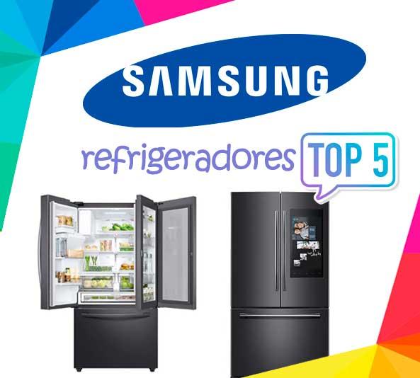 mejores Refrigeradores Samsung