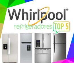 Refrigeradores Whirlpool