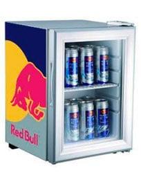 mini frigobar red bull