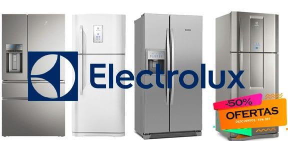modelos Refrigeradores Electrolux