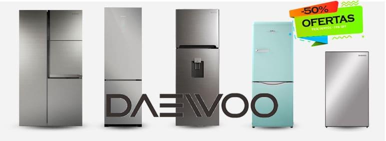 modelos de refrigeradores daewoo y opiniones