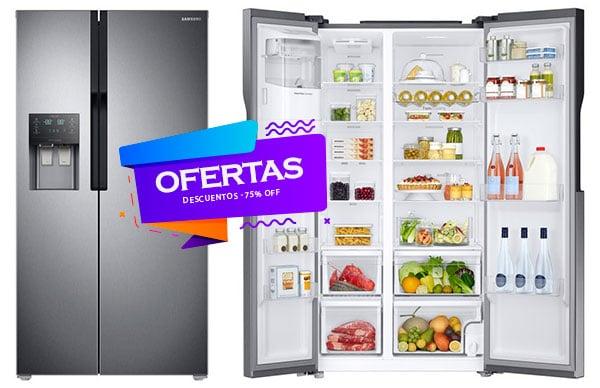 oferta refrigeradores side by syde