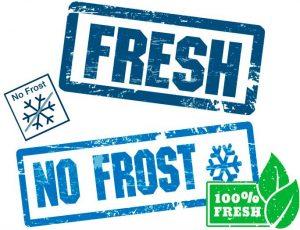 que significa refrigerador no frost