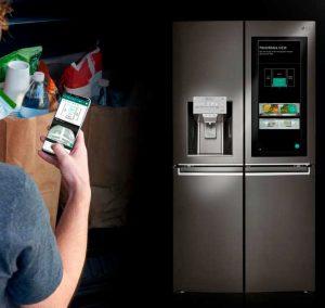 refrigerador inteligente funciones