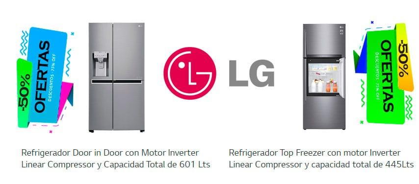 refrigeradores lg modelos y precios