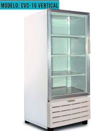 Refrigerador Congelador Plano Metalfrio