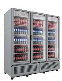 Refrigerador Imbera 3 puertas