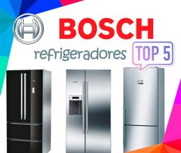 Refrigeradores BOSCH