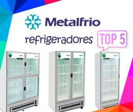 Refrigeradores Metalfrio
