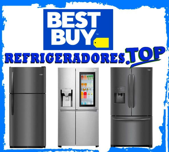 best buy refrigeradores