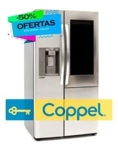 coppel linea blanca refrigeradores