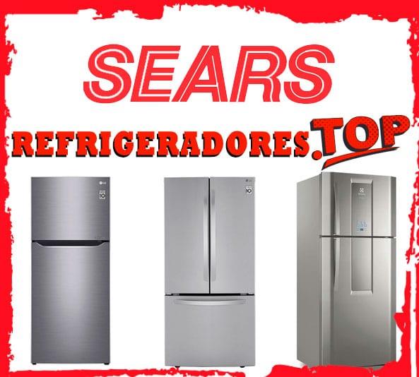 sears refrigeradores