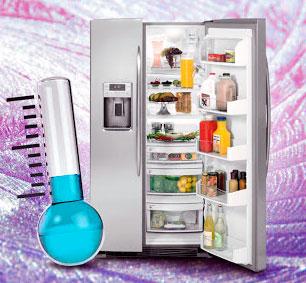 temperatura de un refrigerador