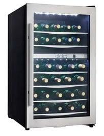 Refrigerador Enfriador Vinos 38 Botellas
