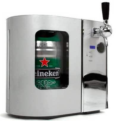 Refrigerador y Dispensador de Cerveza