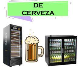 Refrigerador de cerveza