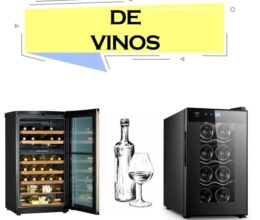 Refrigerador de vino – El enfriador de botellas de vinos ideal para tu cava perfecta