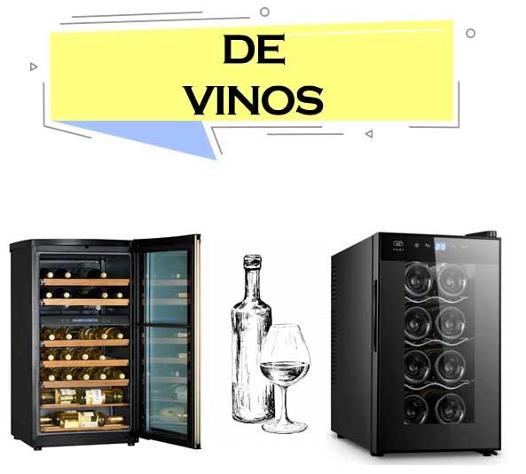 refrigerador para vinos