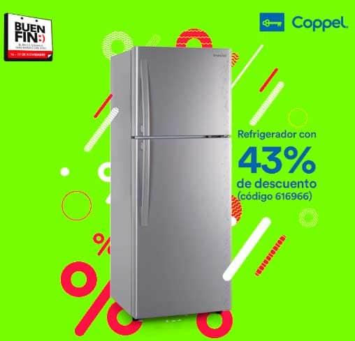 refrigeradores coppel buen fin