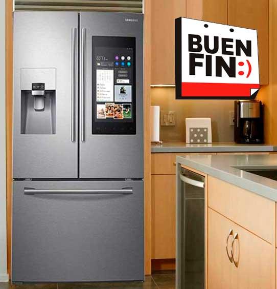 refrigeradores económicos en este buen fin mexico