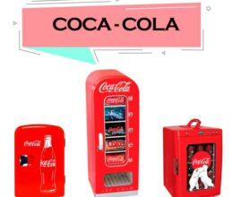 Refrigerador Coca Cola
