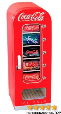 refrigerador coca cola 1 puerta retro