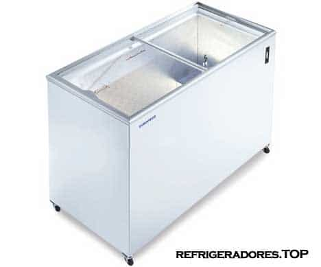 refrigerador de paletas